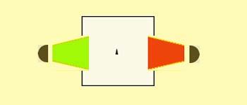 Lichtsinn von fliegen maden 2 for Gelb karten gegen fliegen
